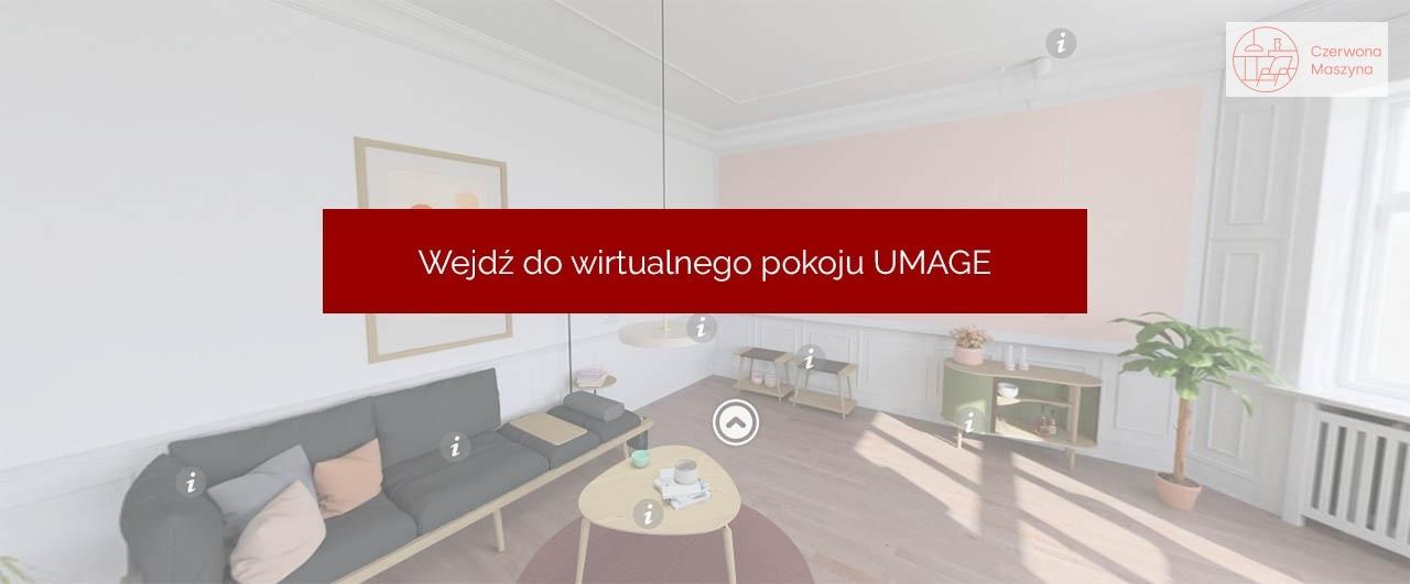 Wejdź do wirtualnego pokoju Umage