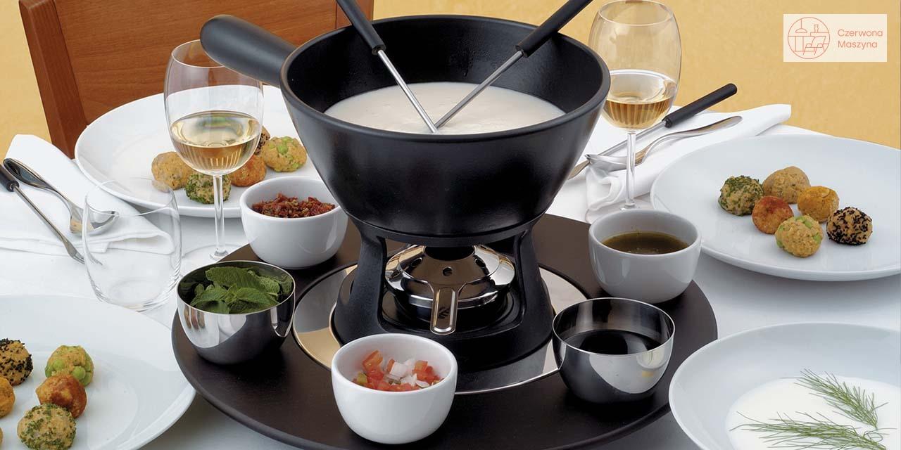 Zestaw do fondue – wspólne gotowanie
