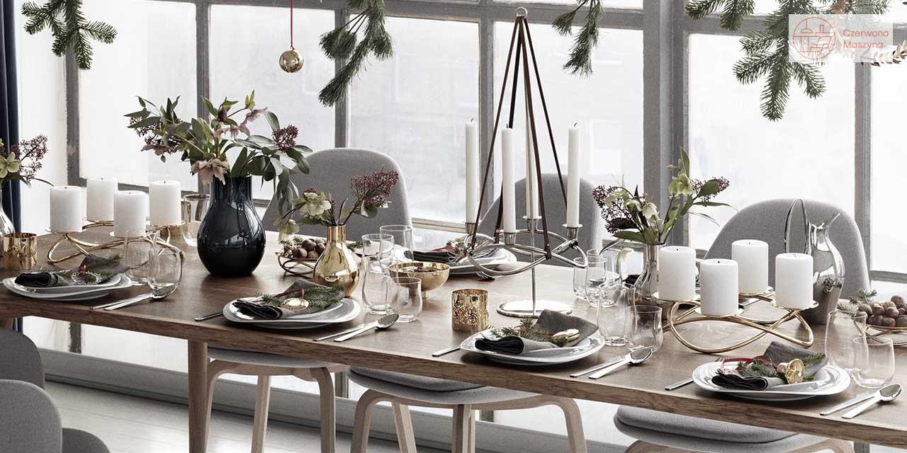 Aranżacja stołu Georg Jensen