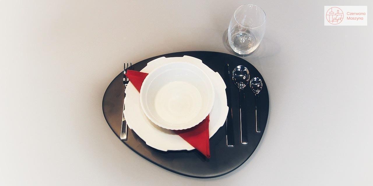 Podstawowe nakrycie stołu