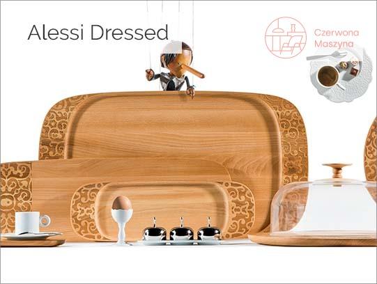 Zastawa stołowa Alessi Dressed