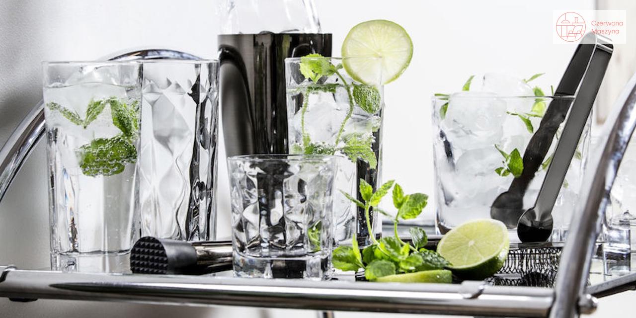 szklanki na lemoniady