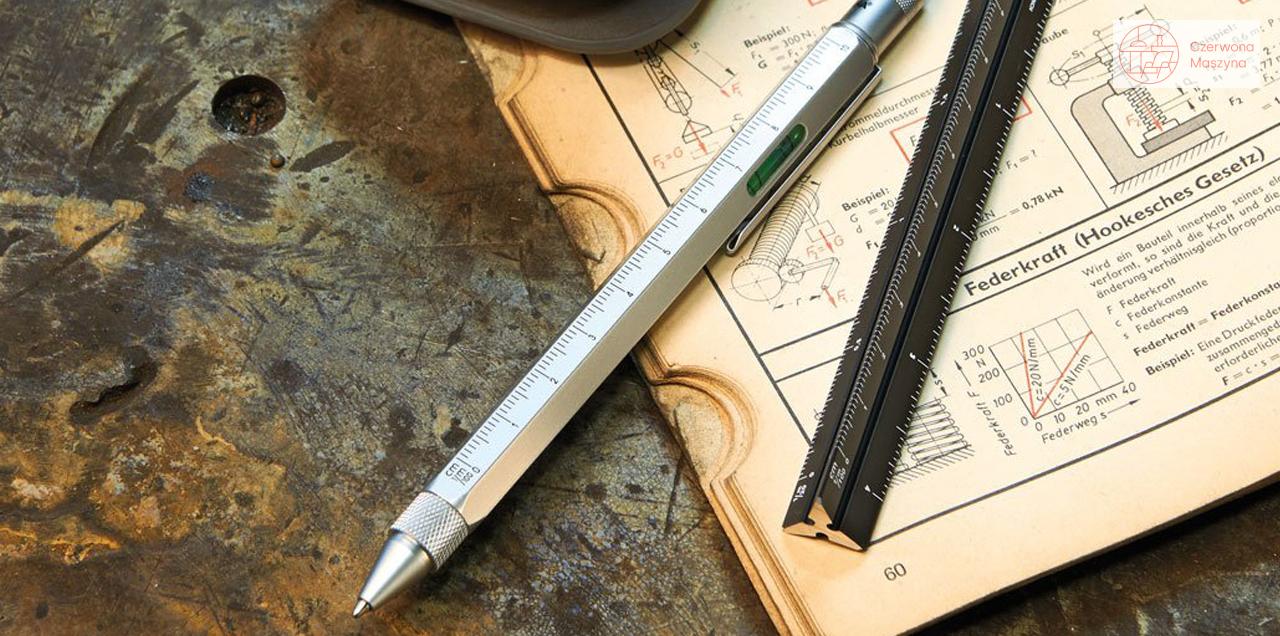Notesy i gługopis Troika