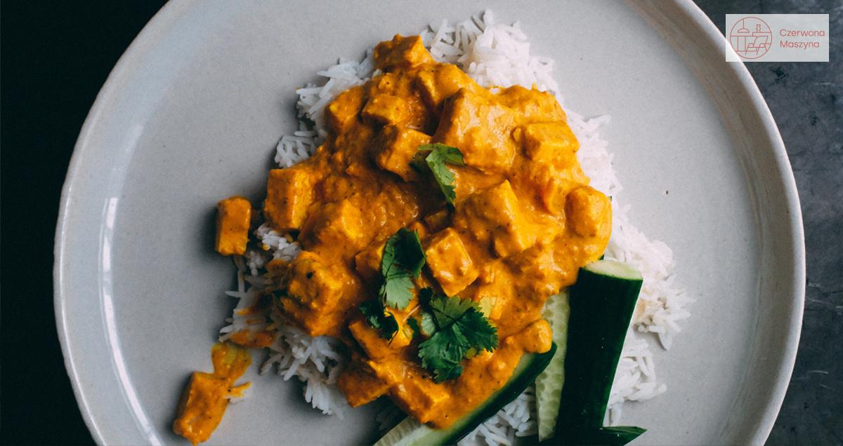 Szybkie curry z kurczaka w szybkowarze