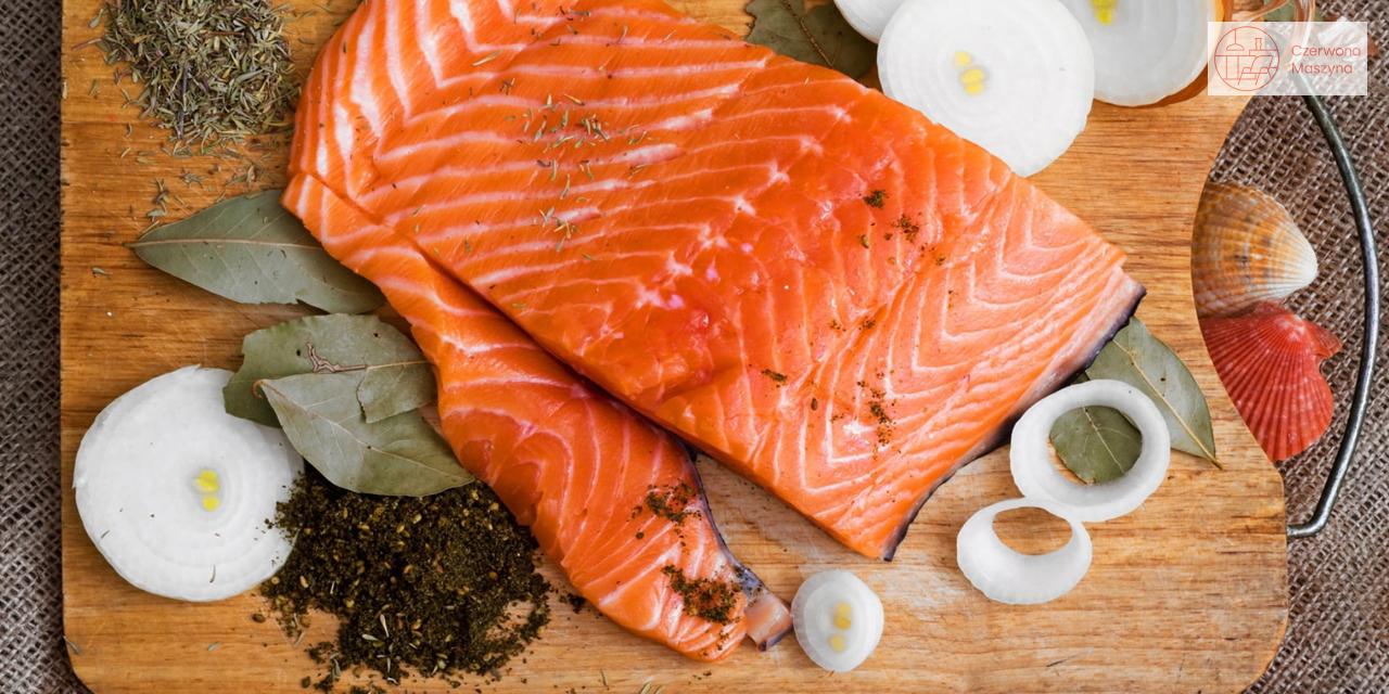 Filet ryby