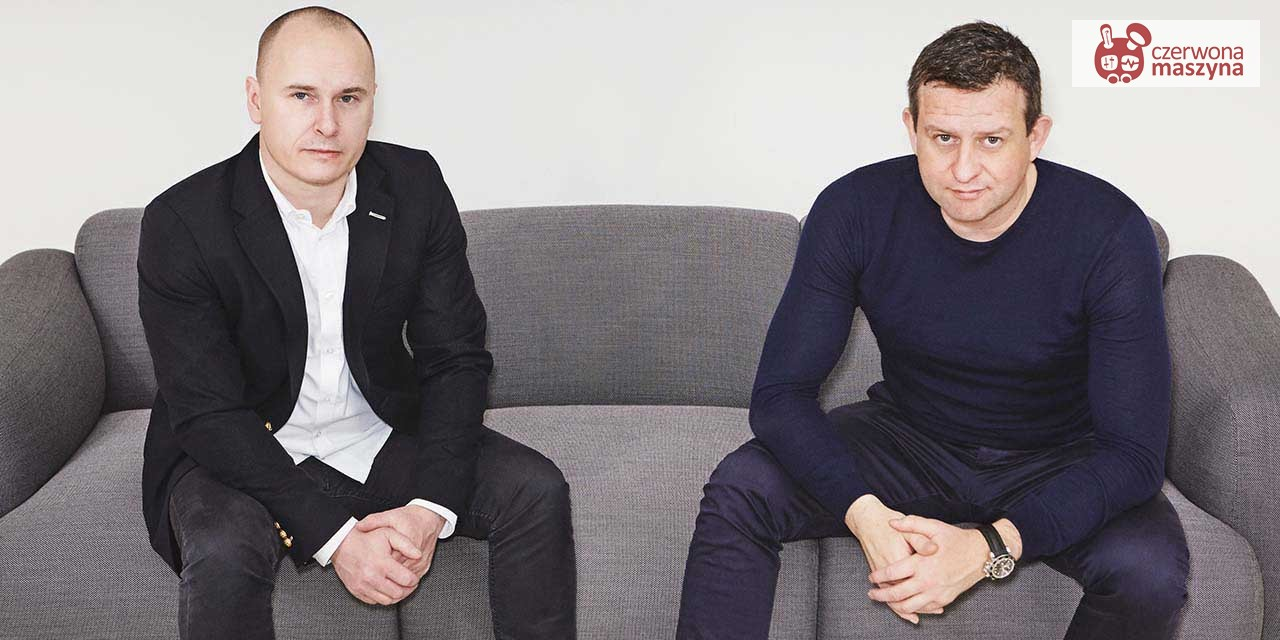 Jan Andersen & Paul Madsen, założyciele Normann Copenhagen