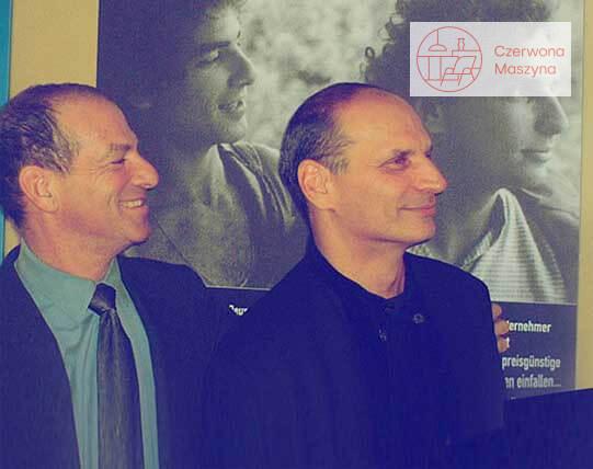 Les Mandelbaum i Paul Rowan