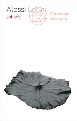 Patera na owoce Alessi Lotus