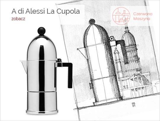 Kawiarka Alessi La Cupola