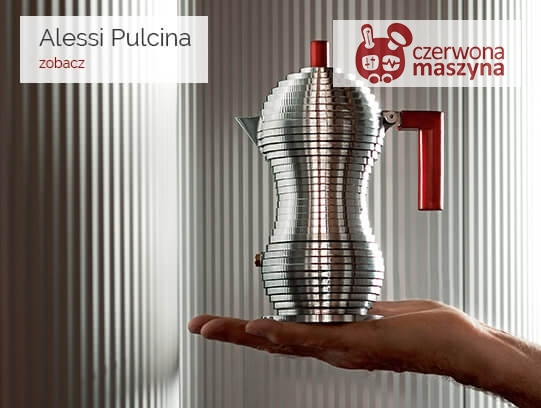 Kawiarka Alessi Pulcina
